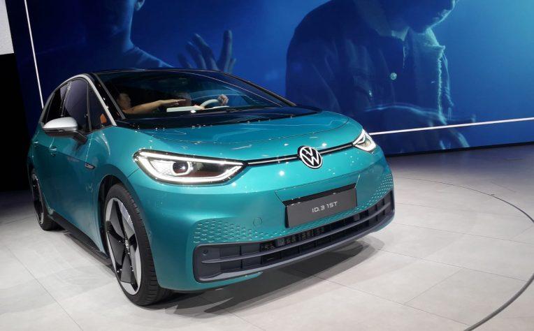 Volkswagen al Salone di Francoforte
