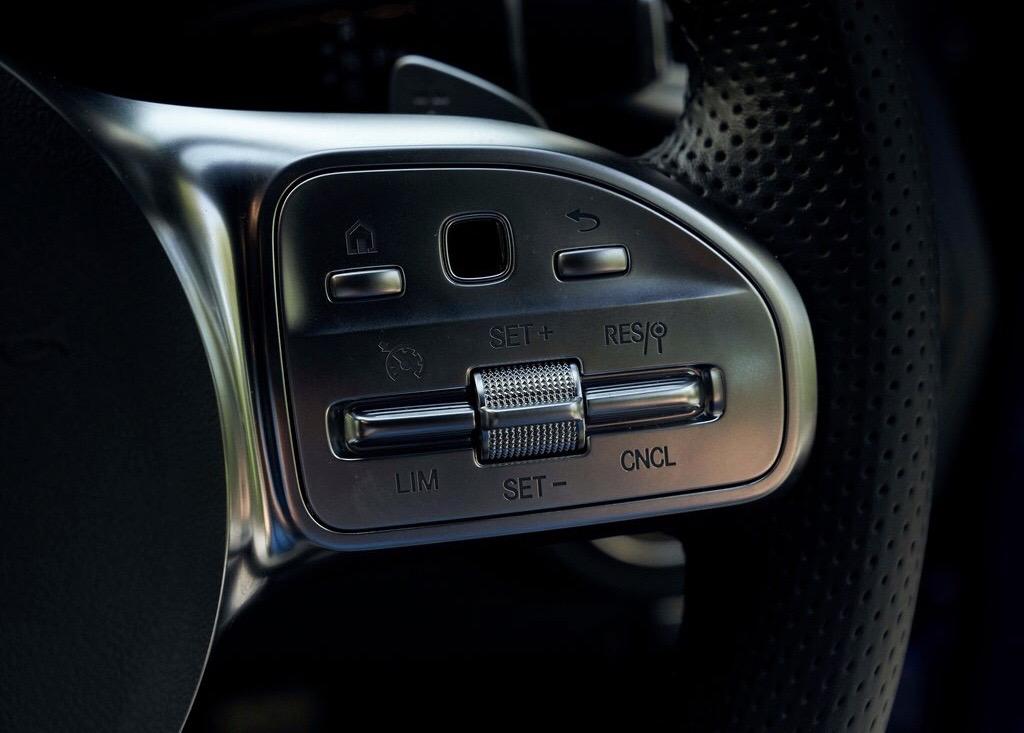 ADAS di nuova Mercedes Classe C