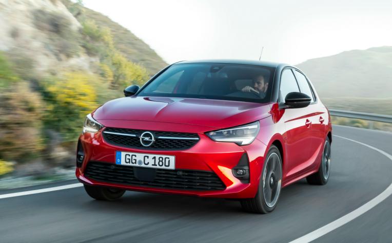Adas nuova Opel Corsa