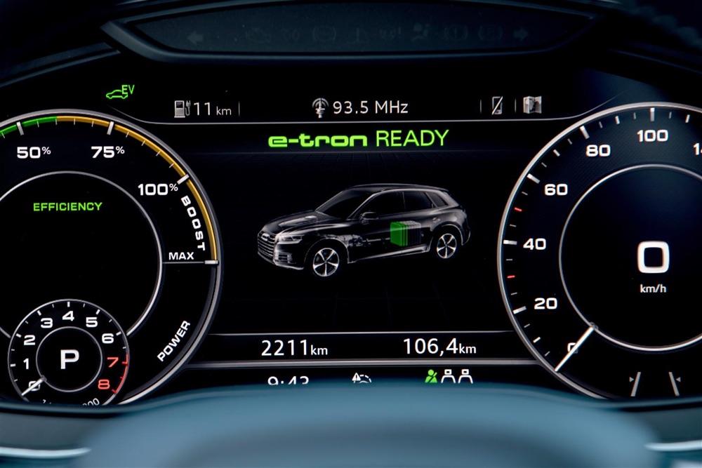 Caratteristiche di Audi Q5 e quattro