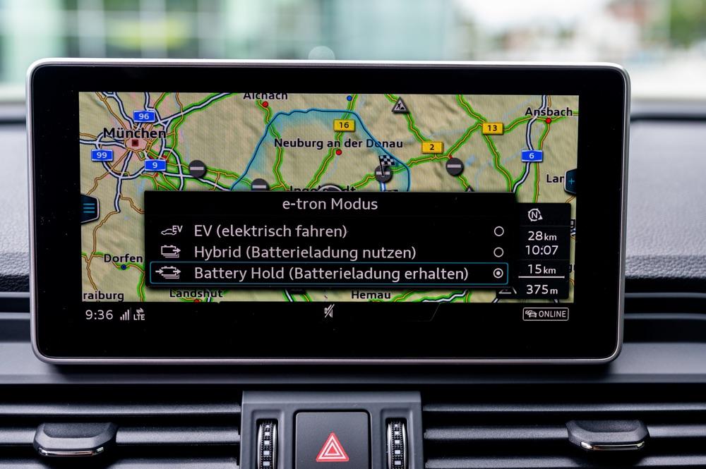 Audi Q5 e quattro rigenerazione