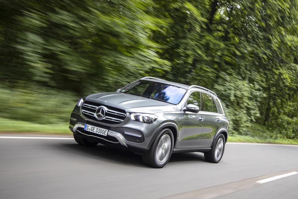 Caratteristiche Mercedes GLE e GLC ibrida plug-in