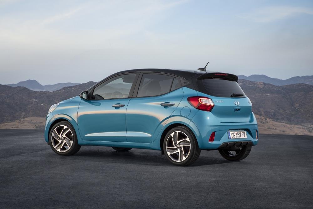 Dimensioni di Nuova Hyundai i10