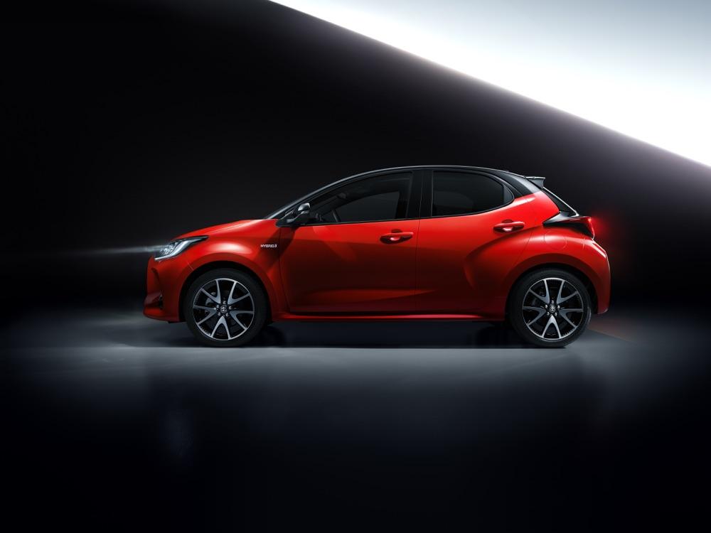 Dimensioni di Nuova Toyota Yaris 2020