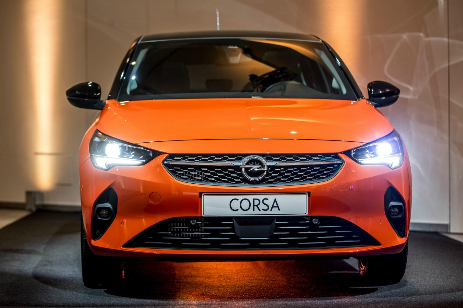 Fari nuova Opel Corsa 2020