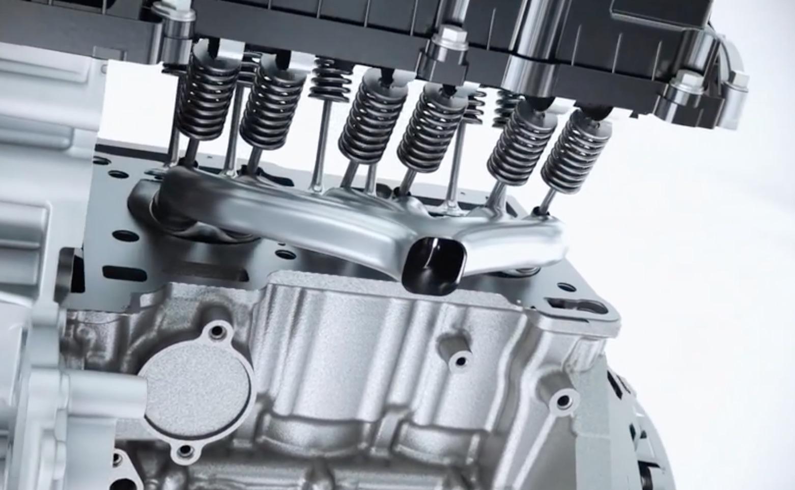 Ford EcoBoost 3 cilindri collettore di scarico