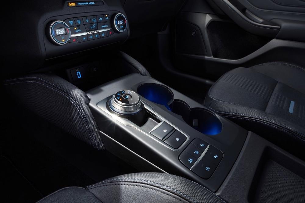 Cambio automatico di Ford Focus Active