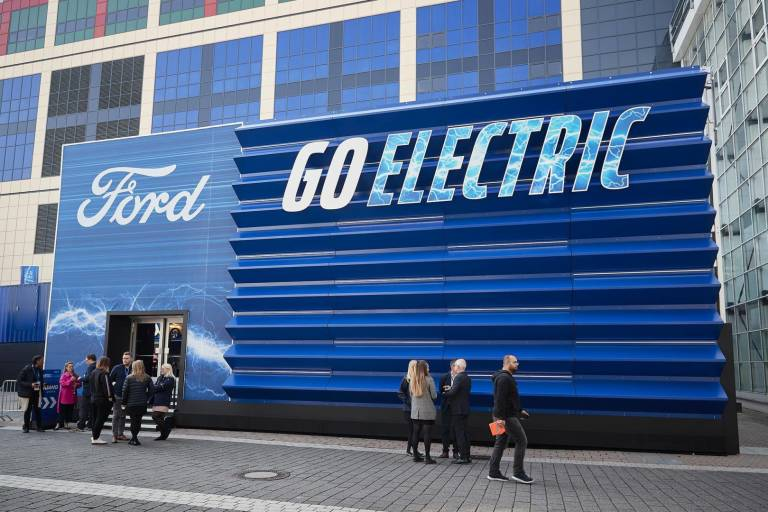 Ford Go Electric Salone di Francoforte 2019