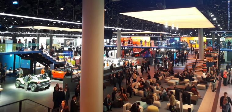 Generica Salone di Francoforte 2019