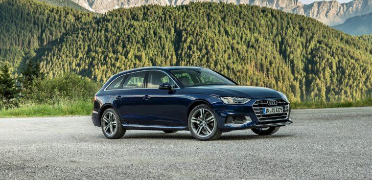 Nuova Audi A4 2020