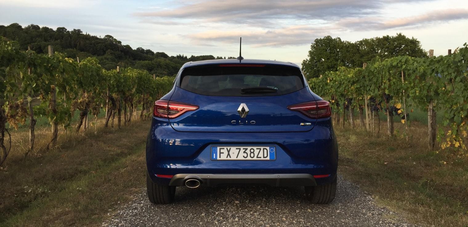 Nuova Renault Clio 2020 motori