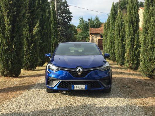 Nuova Renault Clio 2020 test drive