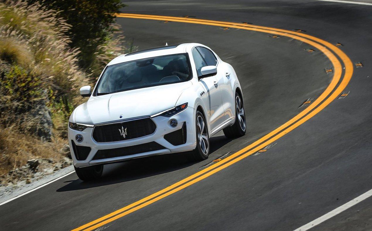 SUV Maserati