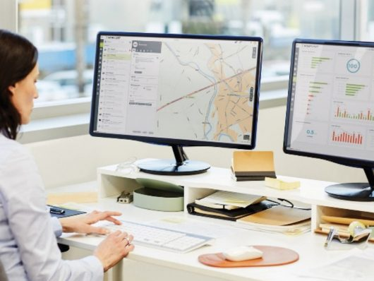 TomTom Telematics diventa Webfleet Solutions