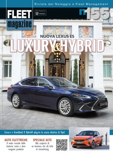 copertina Fleet Magazine 155
