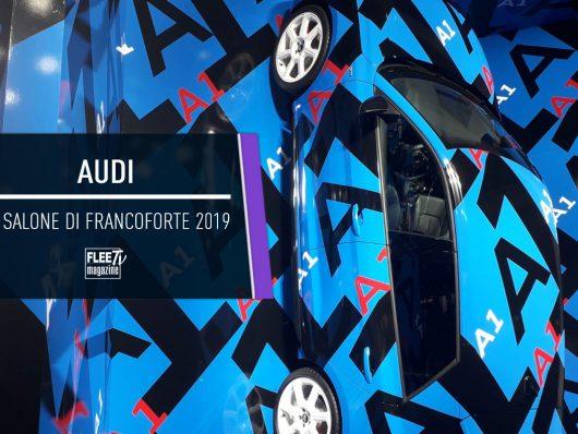 Audi al Salone di Francoforte 2019
