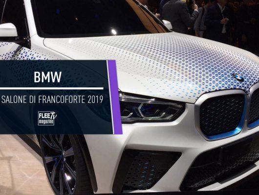 BMW al Salone di Francoforte 2019