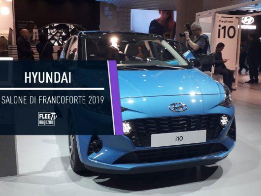 Hyundai al Salone di Francoforte 2019 VIDEO