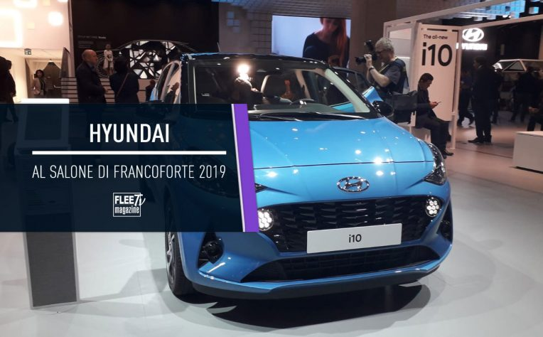 Hyundai al Salone di Francoforte 2019 VIDEO