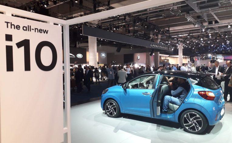 Hyundai al Salone di Francoforte 2019