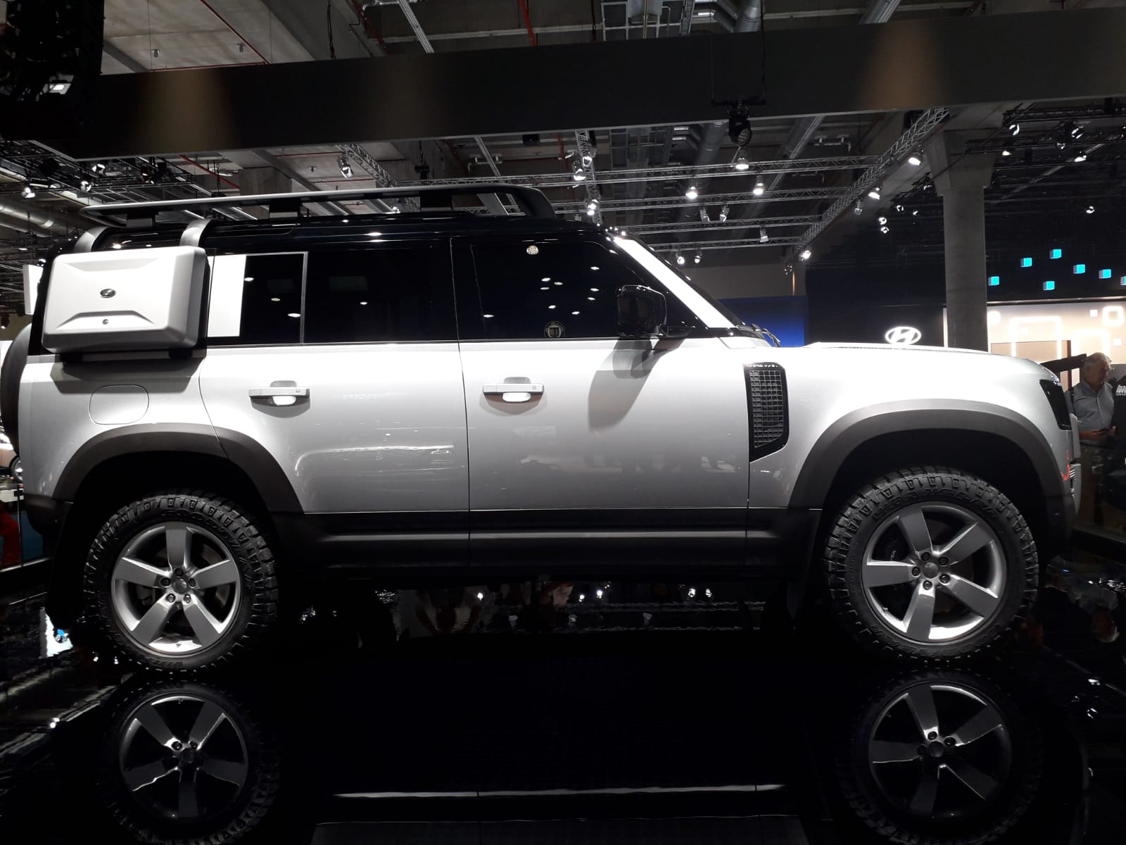 Caratteristiche di Land Rover Defender