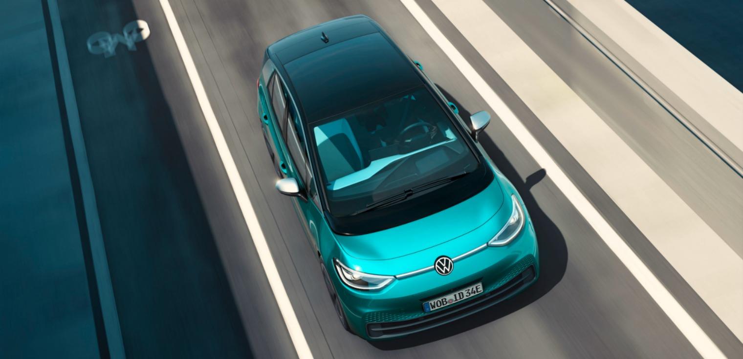 nuova Volkswagen ID.3 2020