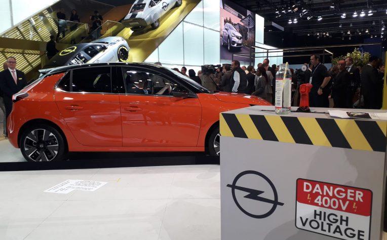 Opel al Salone di Francoforte 2019