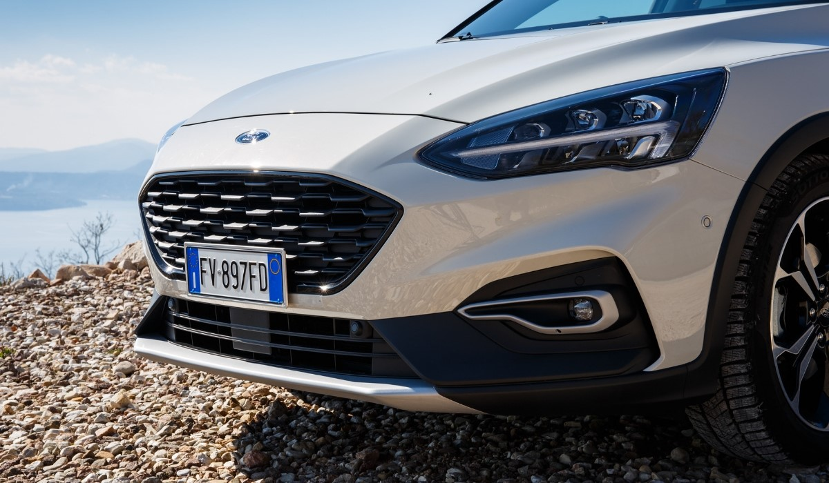 sicurezza ford focus active