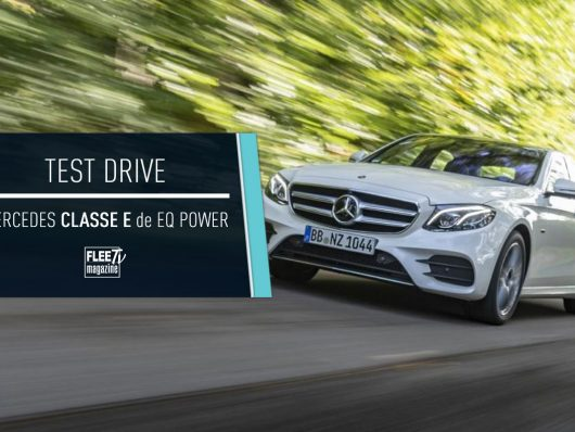 test drive nuova Mercedes Classe E 300 de EQ Power