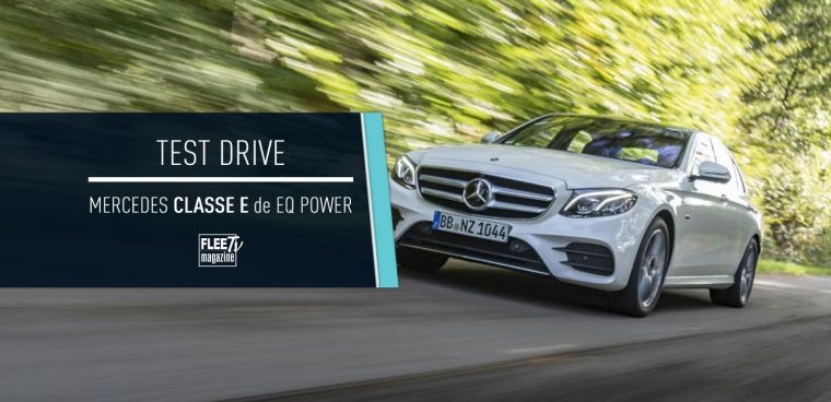 test drive nuova Mercedes Classe E 300 de EQ Power