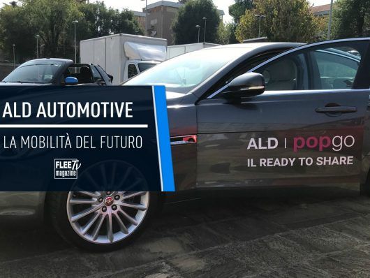 ALD Automotive Popgo