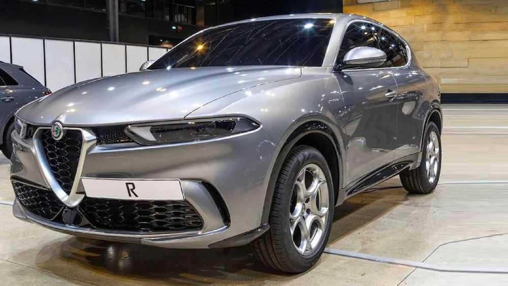 Alfa Romeo Tonale 2021