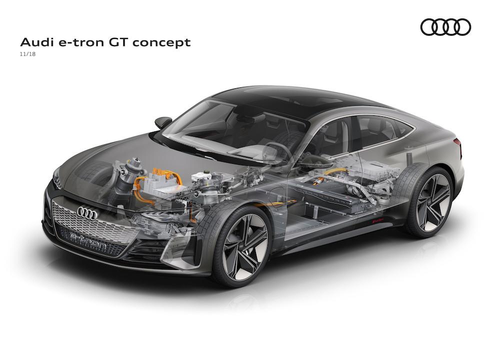 Audi J1 e-tron GT