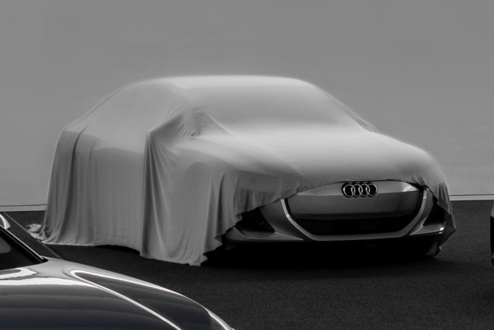Audi e-tron PPE coupe