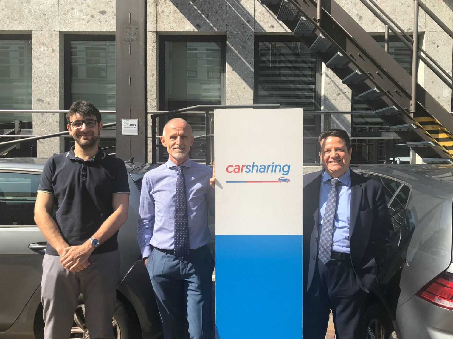 Bayer corporate car sharing