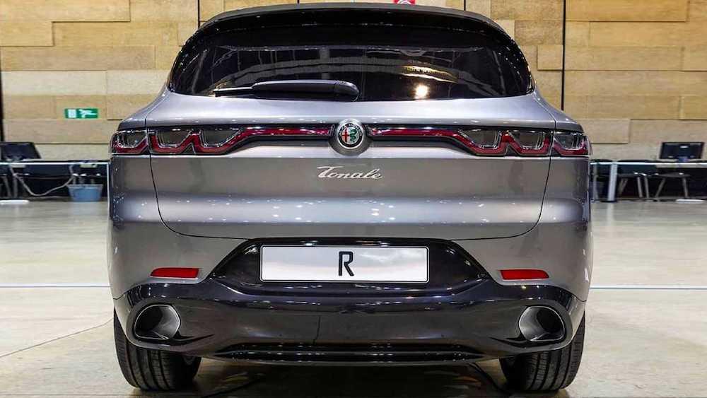 Caratteristiche di Alfa Romeo Tonale