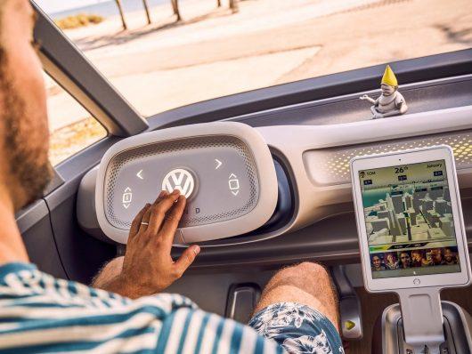 Guida autonoma Volkswagen Autonomy