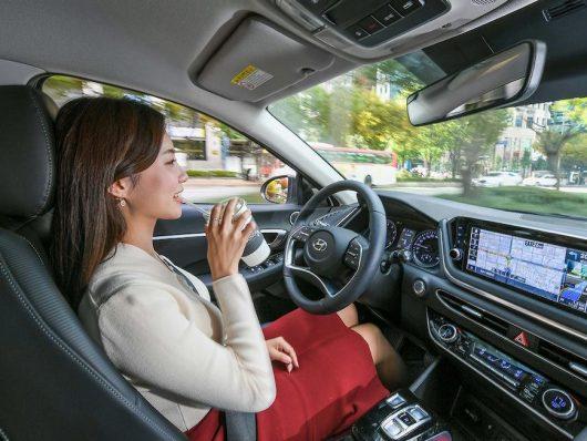 Hyundai Cruise control machine learning