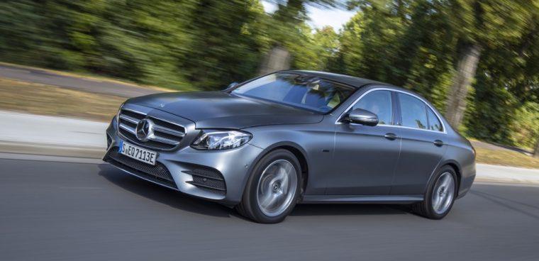 Ibrido diesel Mercedes EQ power CLasse E
