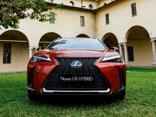 Lexus flotte aziendali evento customer centricity