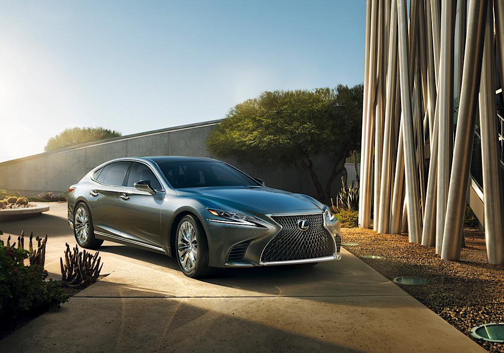 Lexus premium giapponese