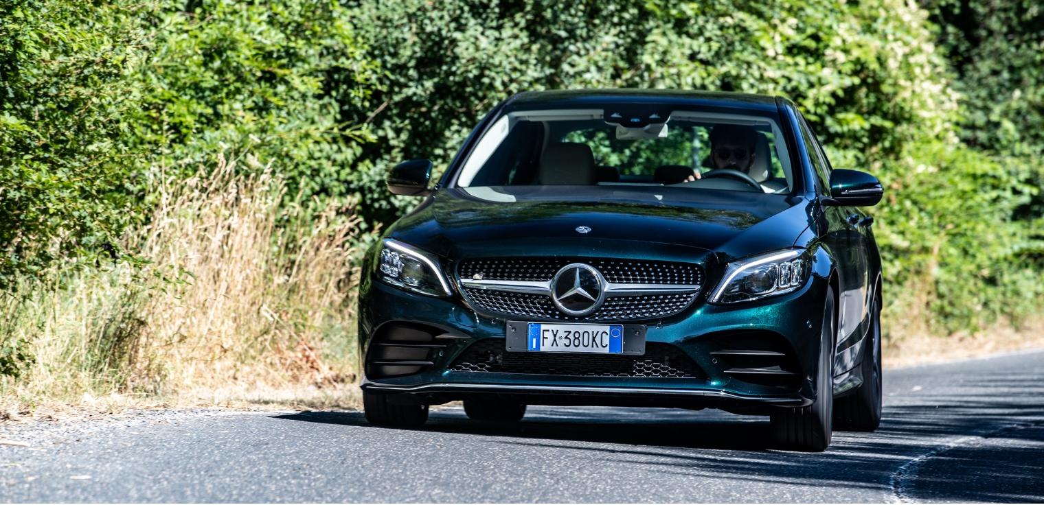 Nuova Mercedes Classe C berlina