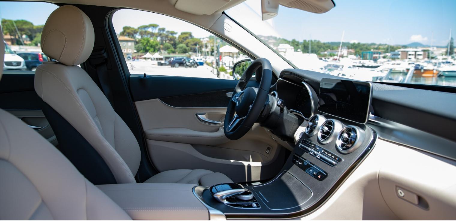 Nuova Mercedes Classe C sedili