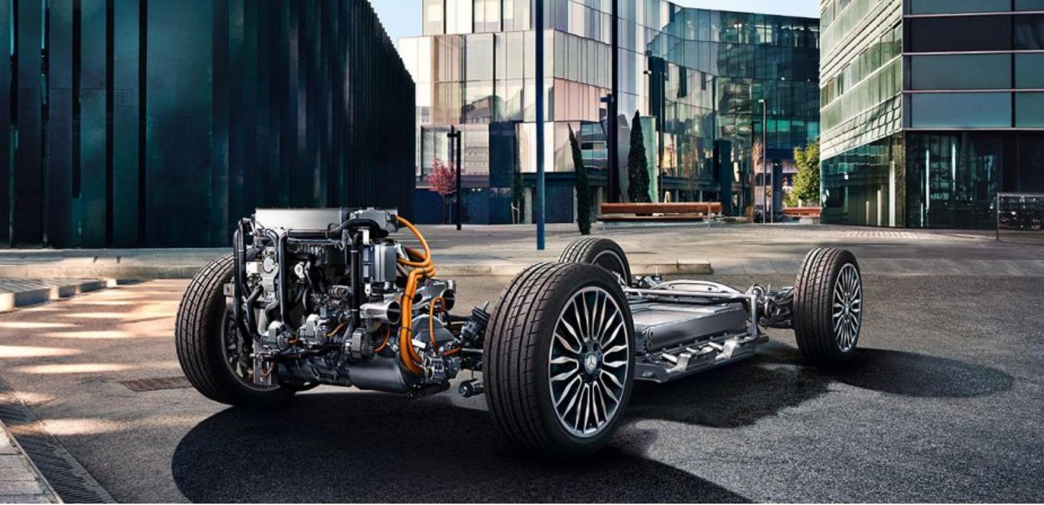 Nuova Mercedes Classe C sistema ibrido