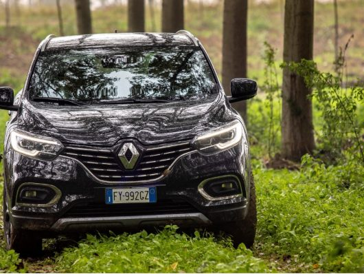 Nuova Renault Kadjar 2020 Black Edition prova