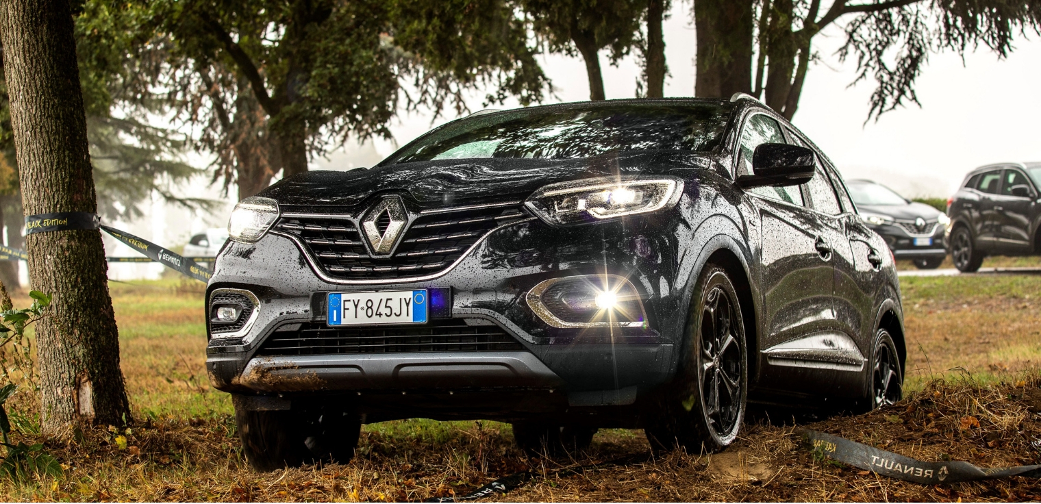 Nuova Renault Kadjar 2020 Black Edition trazione integrale