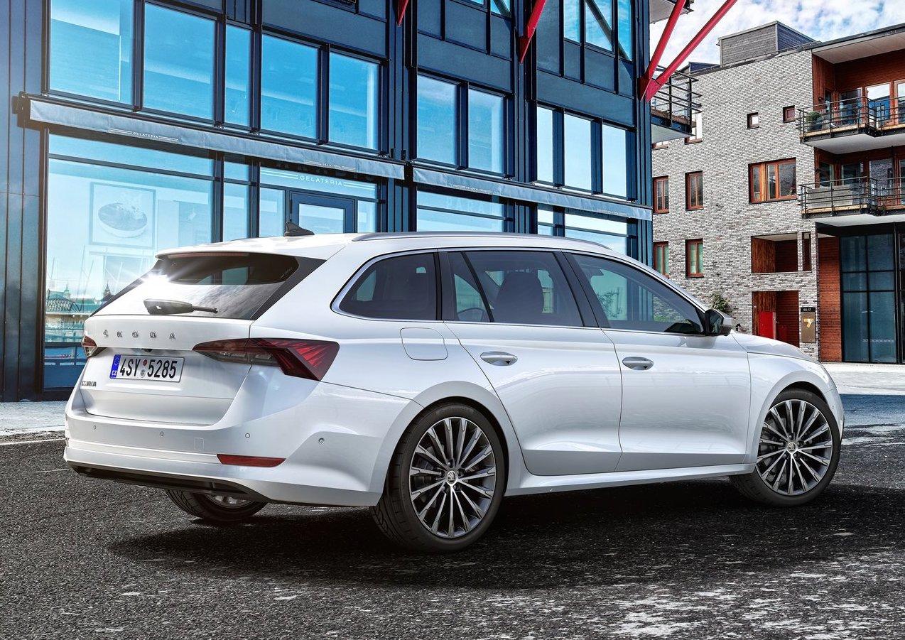 Nuova Skoda Octavia wagon 2020