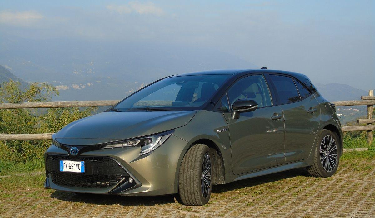 Nuova Toyota Corolla 2020 ibrida