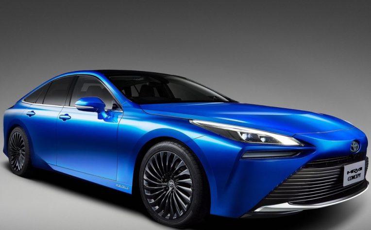 Nuova Toyota Mirai 2020