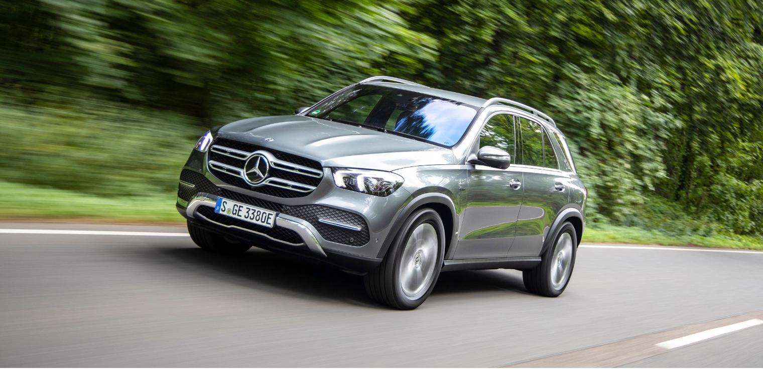 Nuovo Mercedes GLE ibrido diesel